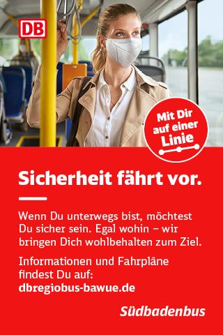 DB Südbaden Bus und Bahn